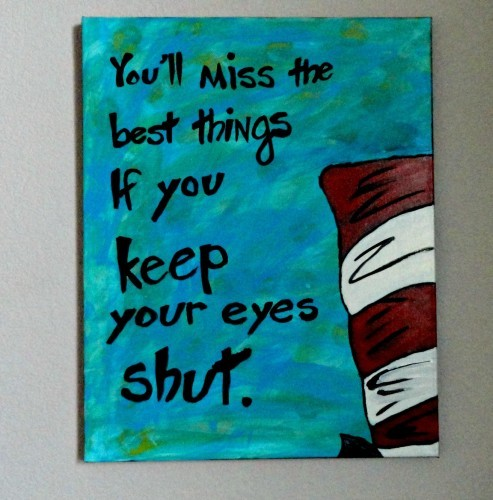 Suess Painting