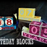 Official Launch: Get Crafty Creations Birthday Blocks!