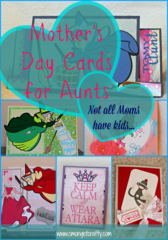 Mother's Day Cards for Aunts - Not all Mothers have Kids