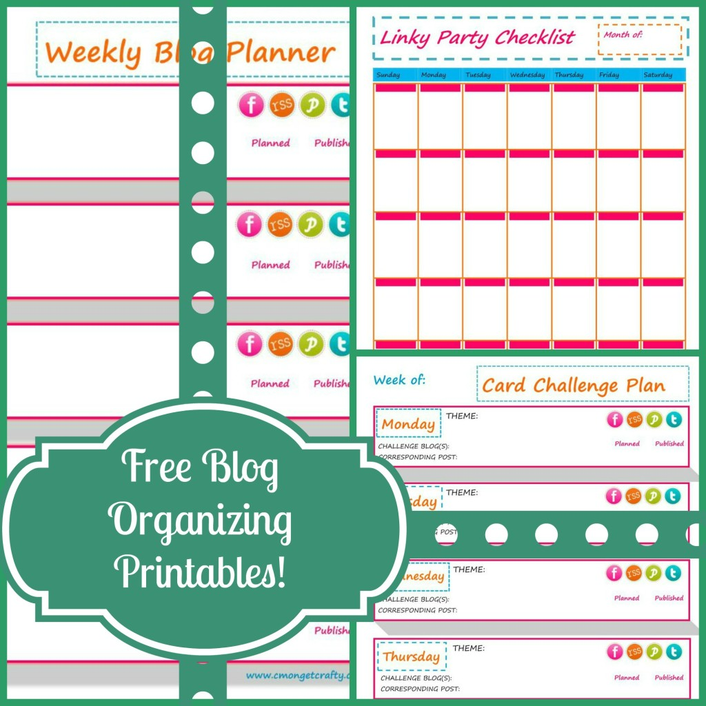 It's just an image of Crazy Free Printables Organization