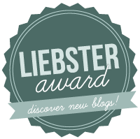 Liebster Award Nomination