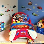 My DIY Cars Room Makeover
