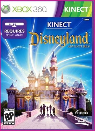 Kincect Disneyland Adventures