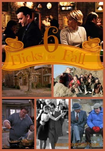 Movie Monday: Six movies that will put you in the perfect mood for fall!