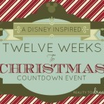 Twelve Weeks to Christmas Giveaway and DIY Halloween Gift