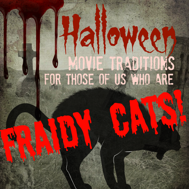 If you aren't into the horror in Halloween, this list of Halloween Movies for Fraidy Cats will give you some scream-free (or minimal!) movie fun this Halloween!
