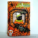 Get Crafty with Cards: Halloween Kitty