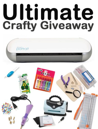 The Ultimate Crafty Giveaway!!!
