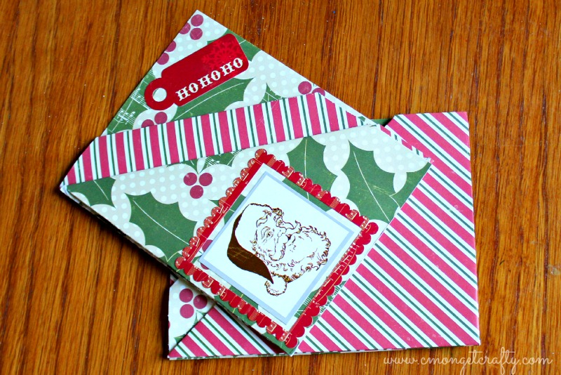 Pocket Card Gift Card