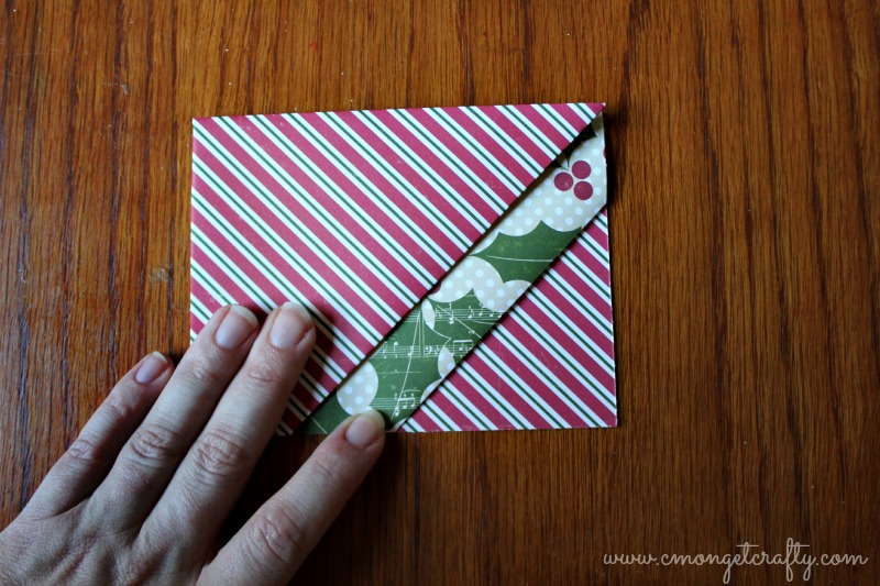 Pocket Card for Gift Card