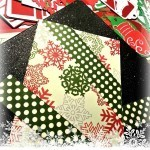 Give Gift Cards in Style with a Double Pocket Christmas Card!
