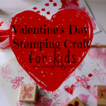 Crafty Quickie: Valentine's Day Stamping Fun!