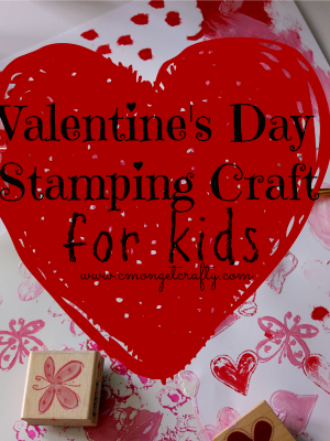 Valentine's Day Stamping Fun