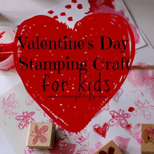 Valentine's Day Stamping Fun