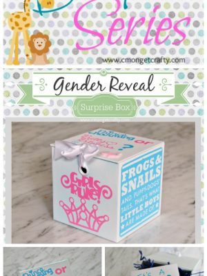 Gender Reveal Party Archives Cmon Get Crafty