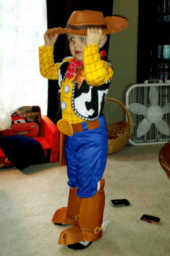 DIY Disney Incredibles Costume