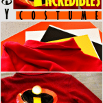 DIY Disney Incredibles Costume