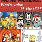 Movie Monday: The TV Edition – Who's Voice is That??