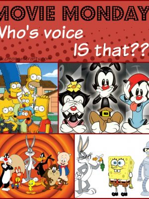 who's that voice?
