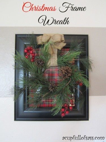 Christmas Home Decor DIY