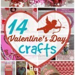 Valentine's Crafts Roundup