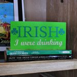 St. Patrick's Day Craft : DIY Wood Sign