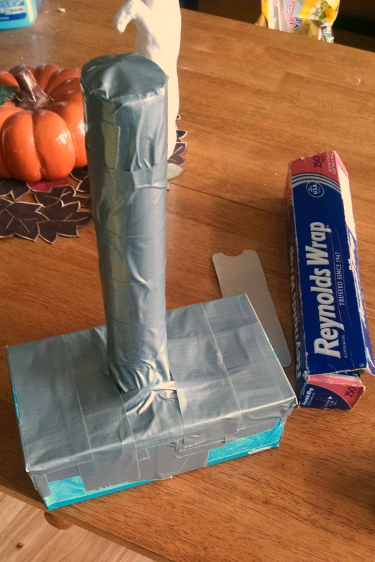 DIY Thor's Hammer