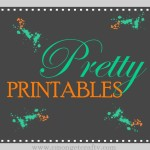 Pretty Printables: Mother's Day Free Printable