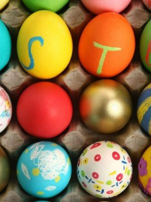 10 Fun Ideas to Adorn Your Easter Eggs ……. Affordably!