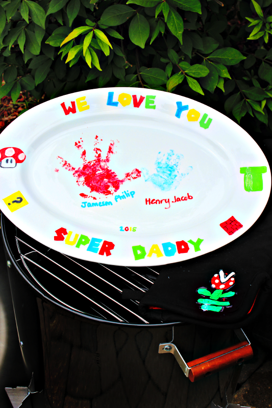 diy gifts for a gamer dad