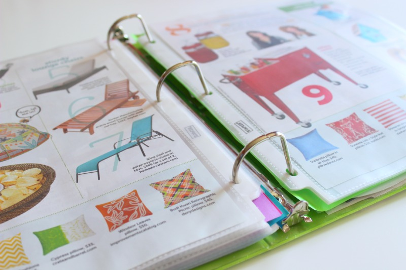 Cmon Get Crafty Dream Home Binder 04