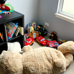 Super Stuffed Animal Storage DIY