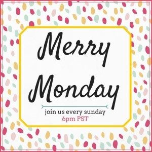 Merry Monday Link Party #118