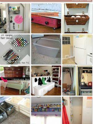 Storage In Style: 18 Awesome Storage Ideas