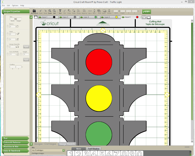 picture regarding Traffic Light Printable identified as Visitors Light-weight Practices Chart + Free of charge Printable!