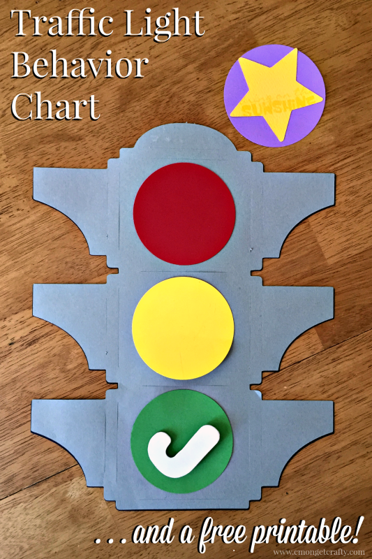 Traffic Light Behavior Chart
