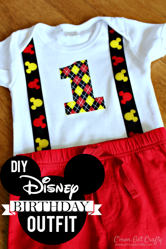 DIsney Birthday Outfit