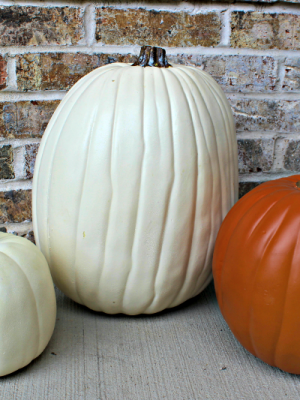 pumpkin makeover