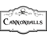 Pirates of the Caribbean Cannonballs