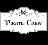 Pirates of the CaribbeanBabybel Label