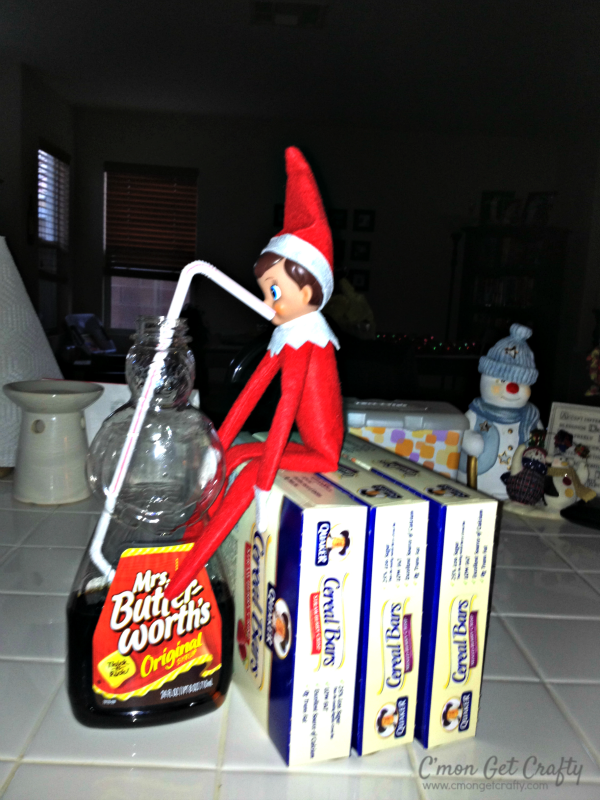 Elf on the Shelf Ideas - Plenty of fun ideas for your Elf this season! Links to printables as well!