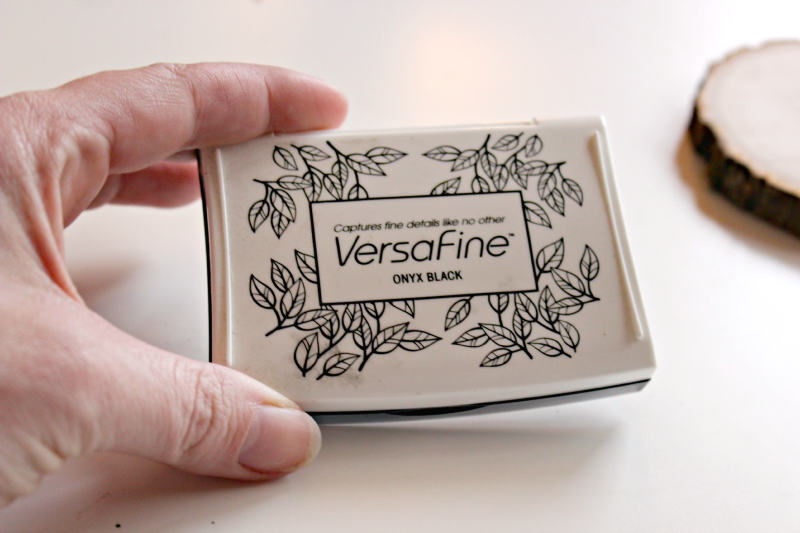 Excellent ink pad for stamping details