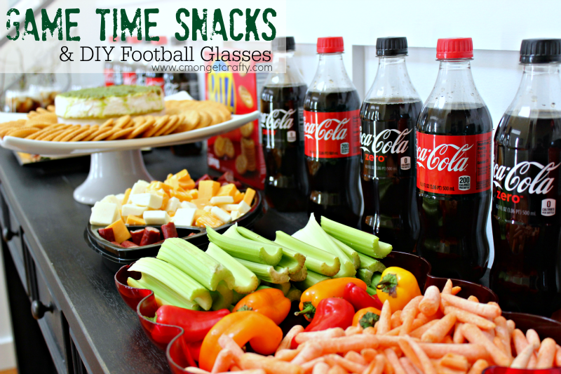 Game Time Snack Ideas