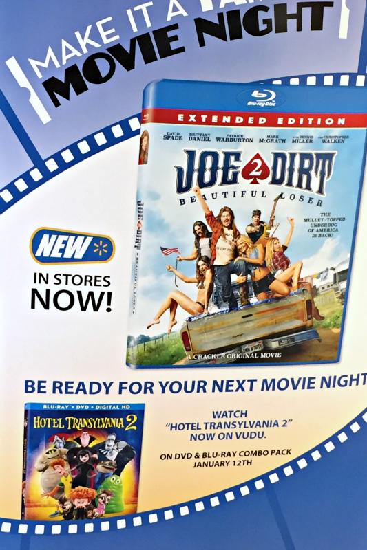 Make it a movie night