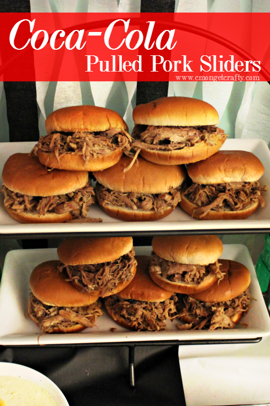 Slow Cooked Pull Pork Sliders