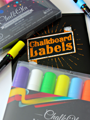 4 Fun Uses for ChalkOla Chalk Markers