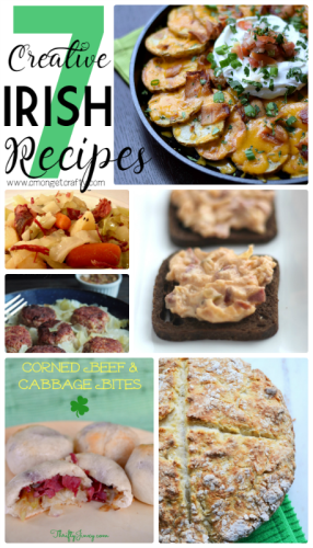 7 Creative Irish Recipes
