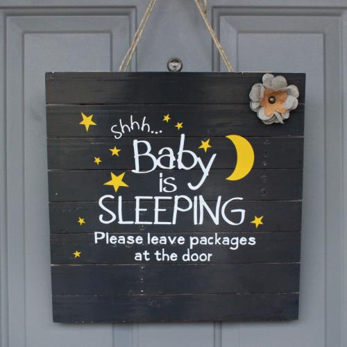 CGC Baby Sleeping Sign 02