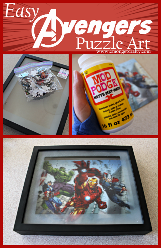 Turn Puzzles into Art