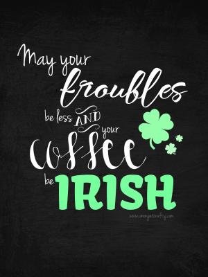 Irish Printable